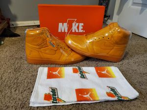 Sz12 DS Jordan 1 Gatorade orange peal for Sale in Denver, CO
