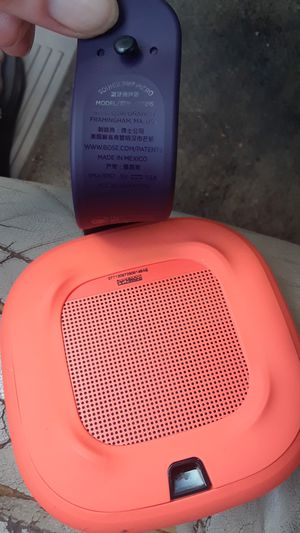 $50obo Bose SoundLink Bluetooth speaker for Sale in Liberty Hill, TX