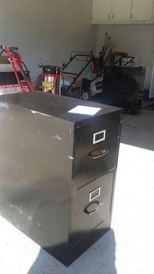 """File cabinet, Black 15""""x25""""x 29"""" for Sale in Atlanta, GA"""