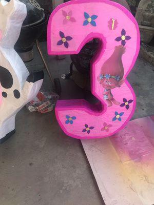 Trolls #3 piñata for Sale in San Diego, CA