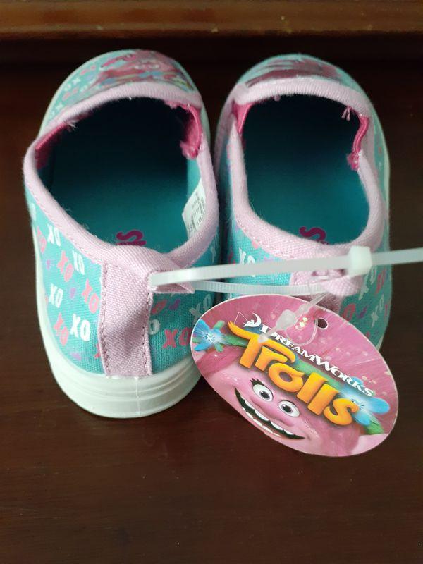 Girls Trolls Shoes
