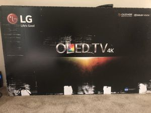 LG Electronics OLED55B6P Flat 55-Inch 4K Ultra HD Smart OLED TV ( must go asap) for Sale in MIDDLEBRG HTS, OH
