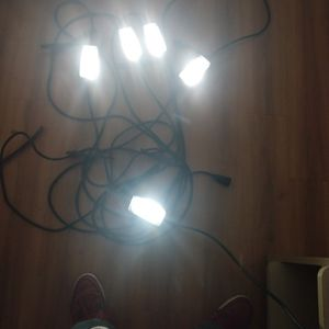 Husky Extentioncord L/Led Lamp That Is Relentlessly Blinding And You Plug Into The End Of It Like A Regular Extension Cord 120$ for Sale in Seattle, WA