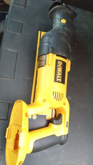 2 saws, drill, light, 2 batteries, and charger for Sale in Denison, TX