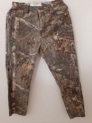 Men's Rustic Ridge Camo Pants for Sale in Phoenix, AZ