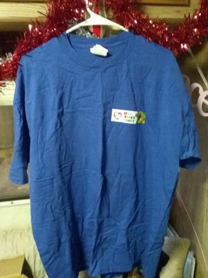 1999 McDonald's navy blue Ty Beanie Babies shirt for Sale in Calimesa, CA