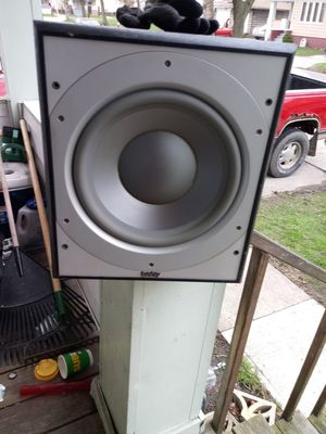 """'Sold """"Infinity 12 x 12 ps212 Subwoofer 300 watt for Sale in Cleveland, OH"""