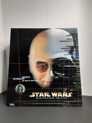 Starwars anakin Skywalker the story of Darth Vader for Sale in Upland, CA