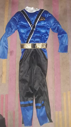 Power ranger costume for Sale in Seattle, WA