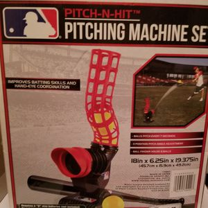Pitching Machine Set for Sale in Hollywood, FL