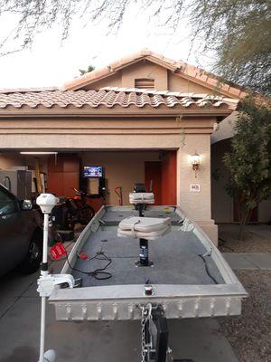 Valco 12ft Jon Boat for Sale in Phoenix, AZ