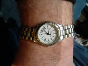 Tiffany And Co. PORTFOLIO LADIES WATCH Stainless for Sale in Dallas, TX