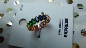 Unique Express Multi-colored ring for Sale in Columbus, OH