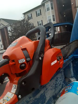 Echo chainsaw for Sale in Stone Mountain, GA