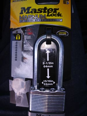Pad lock for Sale in Chapel Hill, NC