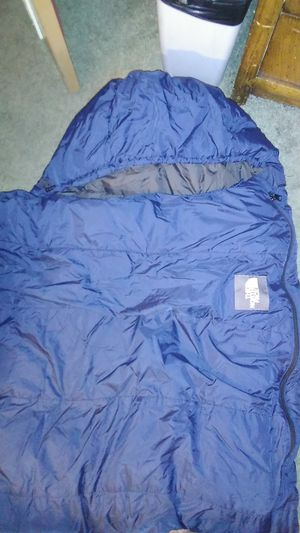 North face mummy sleeping bag for Sale in Cornelius, OR