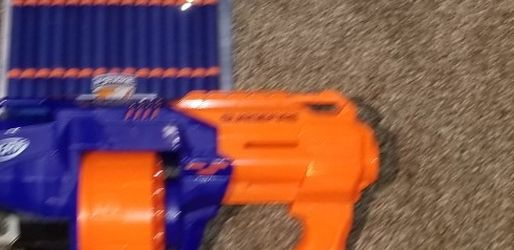 Nerf Gun + Bullets for Sale in Vancouver,  WA