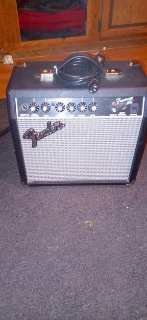 Fender Amplifier for Sale in Peoria, AZ