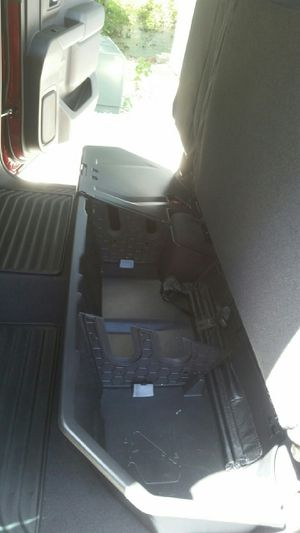 19-20 Silverado Under seat storage compartment for Sale in Brooksville, FL