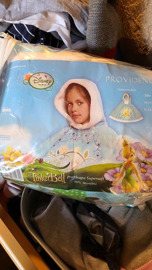 Tinkerbell poncho for Sale in Orange, CA