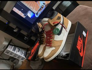 Air Jordan 1 Retro High OG 'Rookie of the Year' Size 13 for Sale in The Bronx, NY