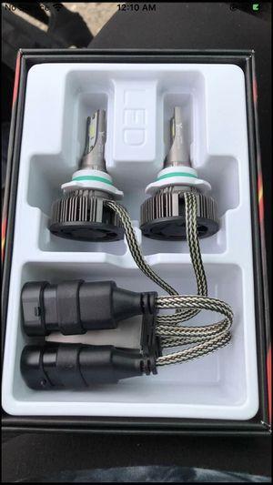 Brand New LED Car led headlights kit leds H4 H7 H8 H9 H9 H11 H10 9003 9004 9005/HB3 9006/HB4 9007 9008 H13 for Sale in Sunbury, OH