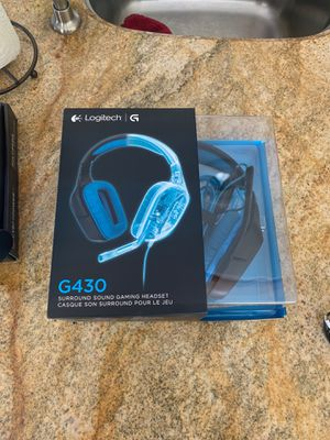 Logitech headset for Sale in Ontario, CA