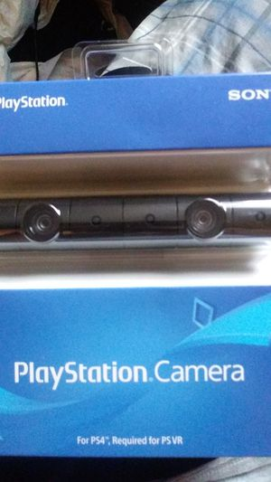 Brand new playstation 4 camera for Sale in St. Petersburg, FL