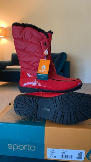 Sporto Rain or Snow Boots for Sale in Catonsville, MD