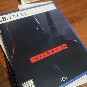 HitMan 3 PS5 for Sale in Cupertino, CA