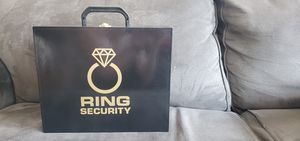 Ring Bearer Ring Security Briefcase for Sale in San Bruno, CA