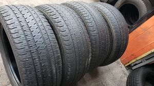 275 55 20 Bridgestone used set free mounting and balance for Sale in Garland, TX