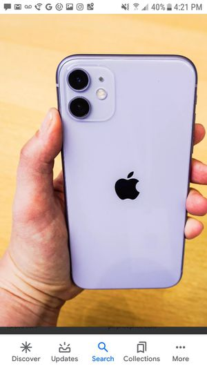 Iphone 11 for low cash app only for Sale in MONTGOMRY VLG, MD
