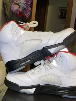 Air Jordan 5 Fire Red Size 7.5 for Sale in Seattle,  WA