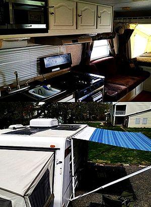 hybrid camper Rockwood ROO Forest River 09 19ft. for Sale in Santa Ana, CA