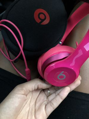 Beats Solo (1 headphone doesn't work) for Sale in Santa Ana, CA