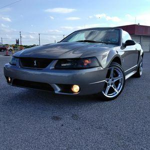 2001 Mustang svt cobra for Sale in Austin, TX