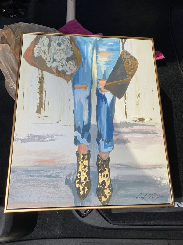 Large Art Canvas