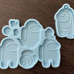 Among Us Keychain Mold for Sale in Henderson, NV