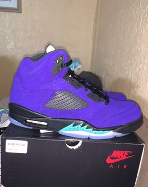 Nike Air Jordan 5 V Alternate Grape Brand New 100% Authentic With Receipt for Sale in New York, NY