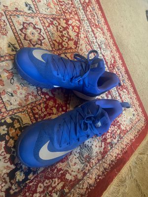 Blue Nike shoes for Sale in Pineville, LA