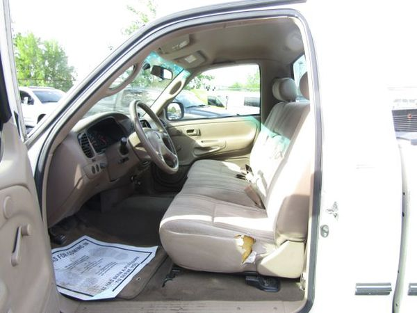 2002 Toyota Tundra Regular Cab