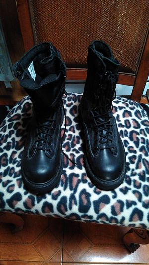 Rocky Military style Work Boots sz 8W for Sale in Tampa, FL