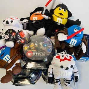 Star Wars vintage m&m's collection for Sale in Torrance, CA