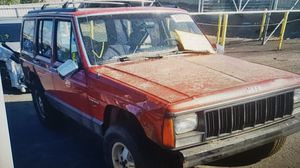 1991 Jeep Cherokee parting out 4.0 for Sale in Woodland, CA