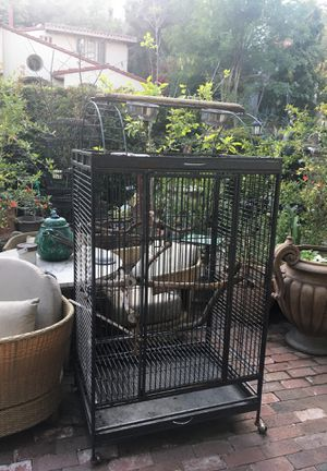 Bird cage for Sale in Beverly Hills, CA