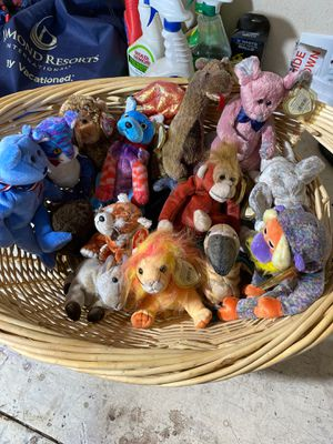 Collectible TY stuffed animals for Sale in Fresno, CA