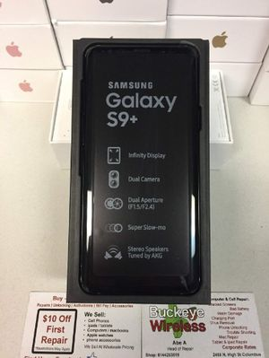 Samsung Galaxy S9+ for Sale in Vienna, VA