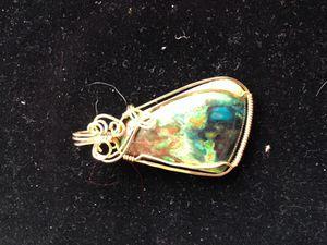 Custom stone pendent for Sale in Scottsdale, AZ
