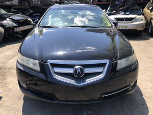 Acura TL 2007 selling parts only vehicle not for sale for Sale in Paterson, NJ